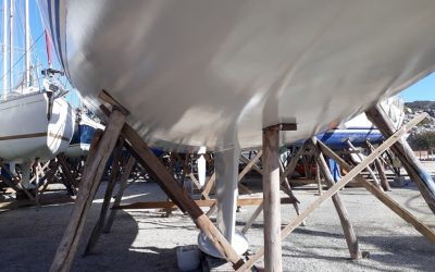 Werfttage Teil 1 – Die Yavas Yavas im Trockendock