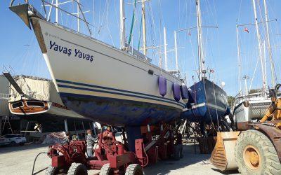 Werfttage Teil 2  – Spaß mit dem Grauwassertank