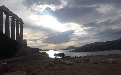VIDEO: 7. bis 10. Woche: Naxos nach Lavrion